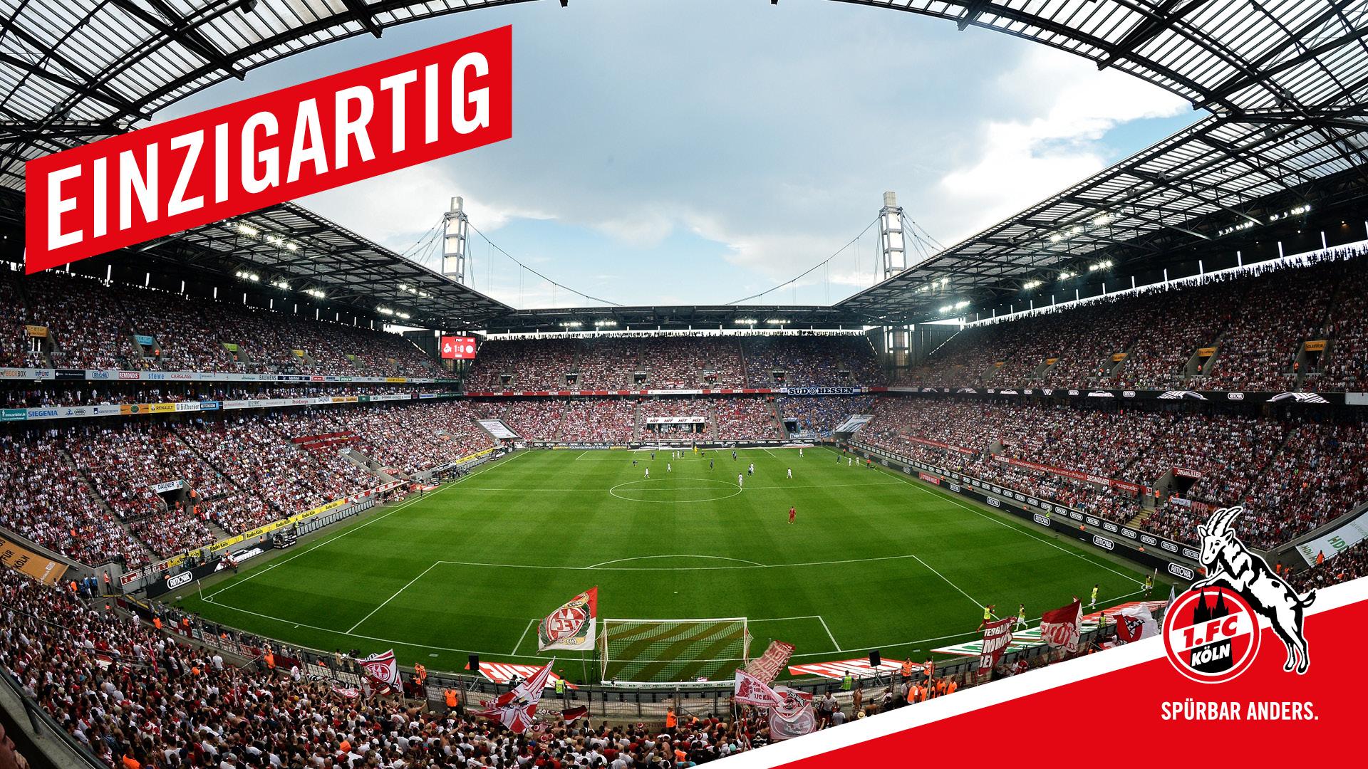 Mitsingkonzert Köln Stadion